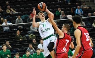 Žalgiriečiai užtikrinta pergale pradėjo Eurolygos jaunimo turnyrą