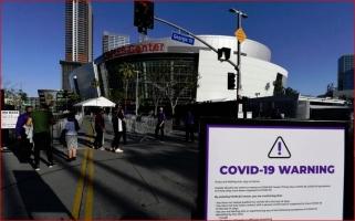 NBA paskelbė testavimo dėl koronaviruso taisykles naujajam sezonui