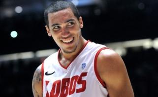 """Oficialu: NBA patirties turintis D.Gordonas apsivilks """"Lietuvos ryto"""" marškinėlius"""