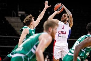 CSKA norai išsipildė – M.Jamesas sezoną baigs NBA