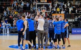 """""""Zenit"""" išlygino ketvirtfinalio seriją, lemiamas mačas - Barselonoje"""
