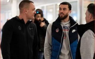 CSKA prezidentas: nereikia demonizuoti Jameso, tačiau bendradarbiavimas, deja, negalimas