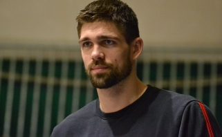 5 naudingumo balus surinkęs G.Biruta buvo pripažintas mačo MVP