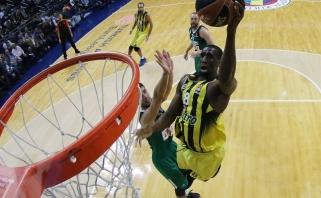 NBA neįsitvirtinęs Eurolygos finalo ketverto MVP E.Udohas gali grįžti į Europą