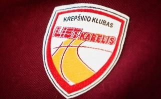 """NKL varžysis """"Lietkabelio"""" dubleriai, komandą treniruos G.Leonavičius"""