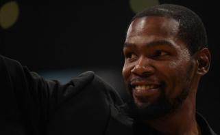 """""""NBA2K"""" turnyre – pirmoji staigmena: D.Sabonis su K.Durantu nesusitiks"""