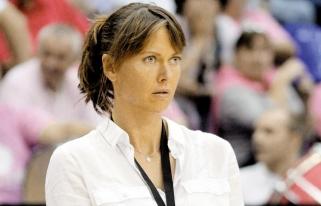 L.Brazdeikytė: moterų krepšinio kreivė kyla