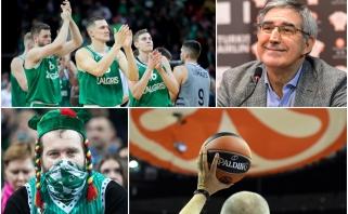 """Užsispyrė: Eurolyga kategoriškai atmeta """"burbulo"""" ir sezono trumpinimo idėjas"""