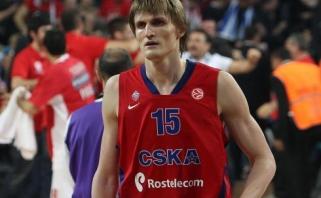 Oficialu: A.Kirilenka grįžta į CSKA