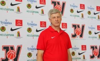 J.Valančiūno treneris: Lietuvoje matau perspektyvių vaikinų