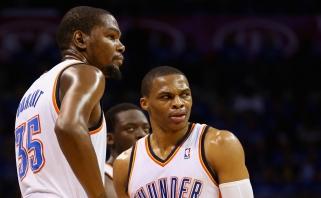 """NBA: sunki """"Hawks"""" pergalė ir """"Thunder"""" lyderių pasismaginimas"""