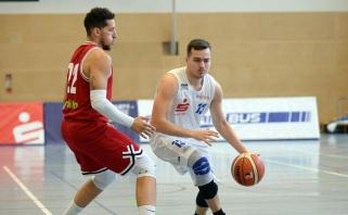 """""""Atletą"""" papildė iš Vokietijos grįžęs Babkauskas ir dar trys gynėjai – iš NCAA, LKL ir NKL"""