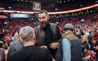 """Valančiūno apsilankymo arenoje sulaukę """"Raptors"""" atkrintamąsias pradėjo eiline nesėkme"""