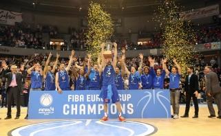 """FIBA ir Eurolygos karas tęsiasi: Tarpkontinentinėje taurėje Europą atstovaus """"Skyliners"""""""