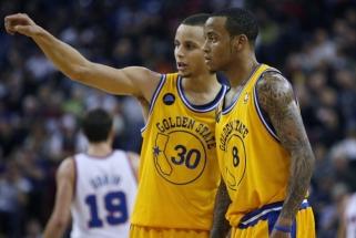 """Buvęs """"Warriors"""" gynėjas: sirgaliai norėjo, kad komanda išmainytų ne mane, o Curry"""