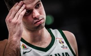 M.Kalnietis: žaisime lietuvišką krepšinį