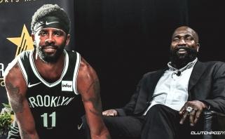 """Perkinsas: """"Nets"""" vertėtų iškeisti Irvingą į du """"Pelicans"""" gynėjus"""