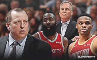 """""""Rockets"""" numatė kandidatūrą į trenerio postą, jei išsiskirtų su M.D.Antoni"""