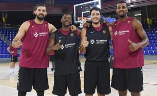 N.Mirotičius: grįžau į Europą, nes Eurolygoje – komandinis sportas, ne toks kaip NBA