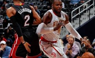"""NBA: """"Hawks"""" nutraukė nesėkmių seriją, """"Mavs"""" toliau žaidžia beviltiškai (rezultatai)"""