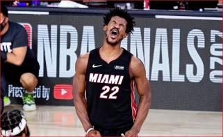 """""""Heat"""" žvaigždė J.Butleris: mes iki šiol manome, kad galėjome nugalėti finale"""