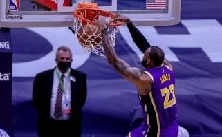 Aiškios visos NBA atkrintamųjų ir įkrintamųjų varžybų poros; Brazdeikis gerino rekordus