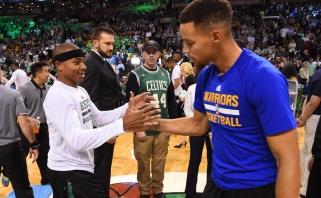 """Vis dar be darbo liekantis NBA mažylis treniruosis su """"Warriors"""""""
