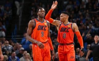 """Dar vieną starto penketo žaidėją išmainę """"Thunder"""" laukia pasiūlymų už R.Westbrooką"""