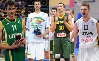 Universalusis T.Sedekerskis žengia ryškiausių Lietuvos krepšininkų pėdomis