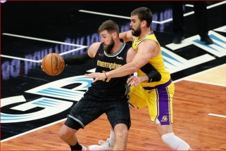 """Gasolis: nebesu """"Lakers"""" planas A, greičiau C ar D, tai sunku priimti"""