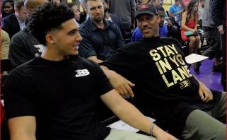 """LaVaras pasidžiaugė per anksti - """"Pistons"""" atleido LiAngelo"""