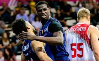 Ispanijos čempionate - dar vienas solidus E.Mockevičiaus pasirodymas