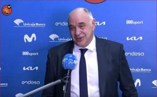 """Nesuvaidintos Laso emocijos: istorinėse rungtynėse """"Real"""" žengė į taurės pusfinalį"""
