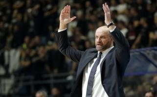 Eurolygos klubų trenerių postuose – permainos