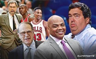 """Ch.Barkley: kvailys, kas mano, kad """"Bulls"""" išardė Krause'as, o ne Reinsdorfo gobšumas"""