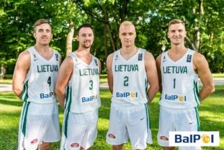 3×3 rinktinė pateko į Europos čempionato ketvirtfinalį