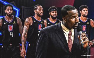 """K.Perkinsas: """"Clippers"""" buvo labiausiai """"pasikėlę"""", už tai juos pažemino"""