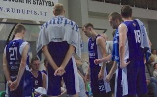 """""""Vytautas"""" savo žiūrovų akivaizdoje nusileido Kazachstano čempionams"""