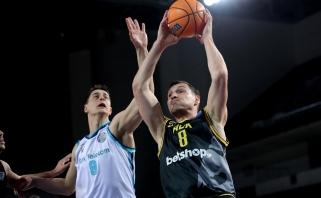 Mačiulis buvo arti dublio, tačiau AEK į Čempionų lygos ketvirtfinalį nepateko