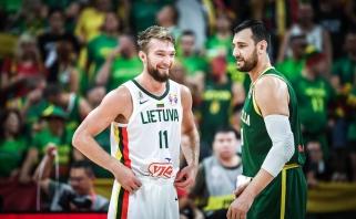 D.Adomaičio atvejis: už įniršusio A.Boguto keiksmažodžius FIBA skyrė baudą