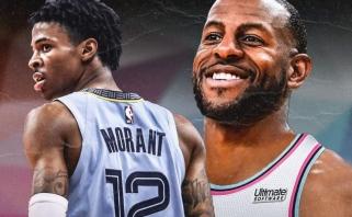 """S.Jacksonas giria J.Valančiūno bendraklubį: J.Morantas grizliams gali tapti kaip Duncanas """"Spurs"""" ar Kobe """"Lakers"""""""