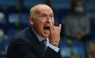 """Svarbaus žaidėjo netekęs Kurtinaitis prieš dvikovą su """"Fenerbahče"""": varžovas įveikiamas"""