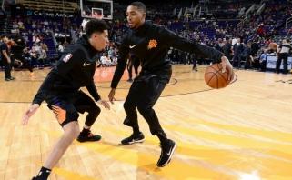 NBA klubas sustabdė treniruotes – du žaidėjai užsikrėtė koronavirusu