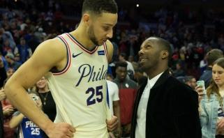 """Naujas posūkis """"76ers"""" ir Simmonso konflikte"""