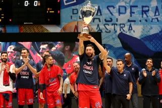 CSKA sutriuškino Ž.Šakičiaus ekipą ir triumfavo turnyre Sankt Peterburge