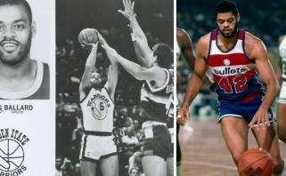 Pralaimėjęs kovą vėžiui, mirė NBA čempionas