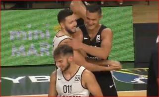 """Vasaros lygos rezultatyvumo rekordą užfiksavo penkiese žaidę """"Darbo partijos"""" krepšininkai"""