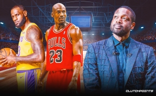 Wade'as: LeBronas taps geriausiu žaidėju daugeliui kartų, o man – tai Jordanas