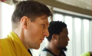 """Pažintis su """"Šiaulų"""" kapitonu: požiūrį į kūną pakeitęs krepšininkas, kurio didžiausia aistra - fotografija"""