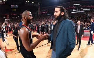 """Mainų karuselėje – ir NBA žvaigždės: Ch.Paulas savo karjerą tęs Finikso """"Suns"""""""